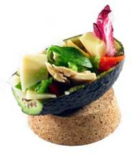 Receta del chef for Deconstruccion gastronomica