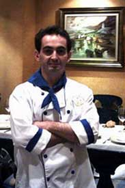 Comidas de chef profesionales