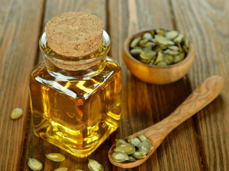 beneficios del aceite de pepa de calabaza