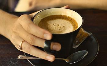 La cafeína y la mujer