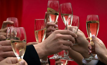 Calorías líquidas: las bebidas en las Fiestas