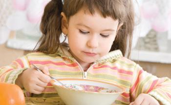 Guía de cereales para niños