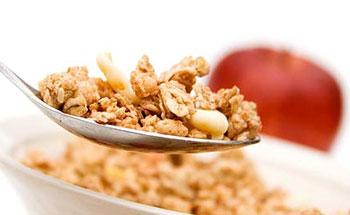 Desayunar cereales para perder peso