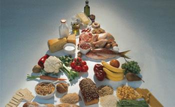 ¿Cómo combinamos los alimentos?