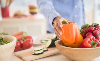 ¿Para qué sirven los componentes de los alimentos?
