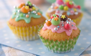 La cupcakes manía