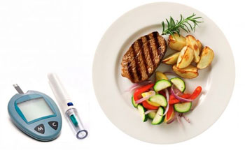 Los alimentos y la diabetes
