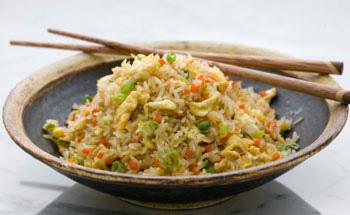 La dieta tradicional china