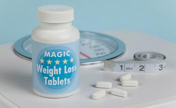 Cuidado con las pastillas y cremas para adelgazar