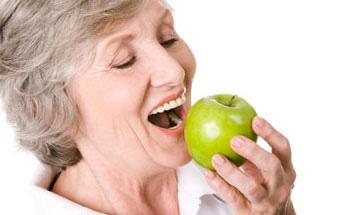 Dificultad para masticar alimentos