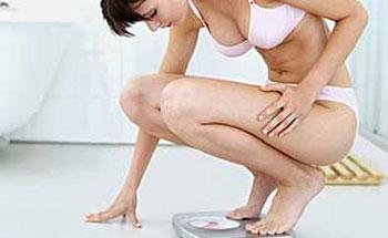 La compulsión por bajar de peso