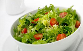 Las mil y una vitaminas de la ensalada