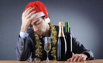 Evite los excesos en las fiestas