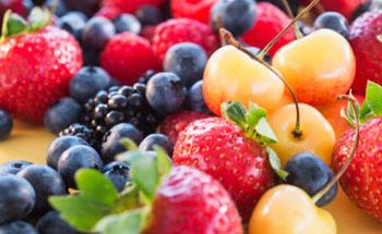 Ensalada de frutas diferente