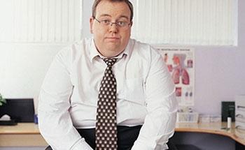 ¿Éstoy gordo o hinchado?