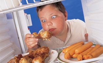 La obesidad infantil, epidemia social
