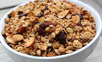 La granola: un buen desayuno