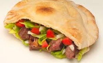 El kebab, sabroso bocadillo árabe