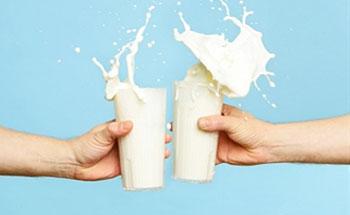 Las propiedades de la leche