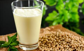 Preparación casera de lácteos vegetales