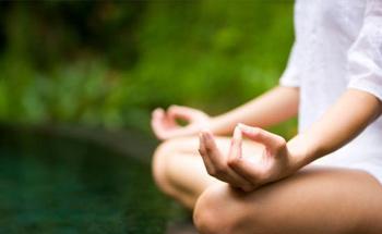Contra el estrés, meditación