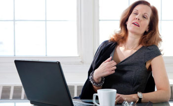 ¿Menopausia y aumento de peso?