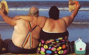 ¿Obesos y felices para siempre?
