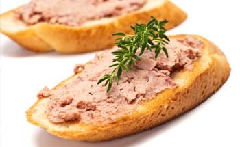 Pates y Foie-Gras