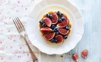 Tentación dulce con pocas calorías