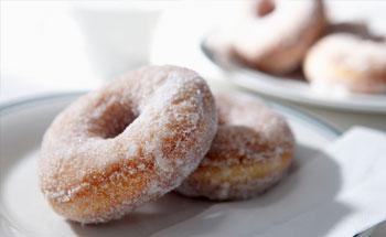 Calorías balanceadas con azúcar