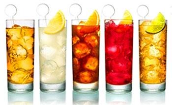 Bebidas que pueden arruinar su dieta