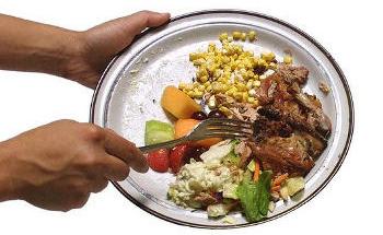 Trash cooking: cocinar con restos de comida